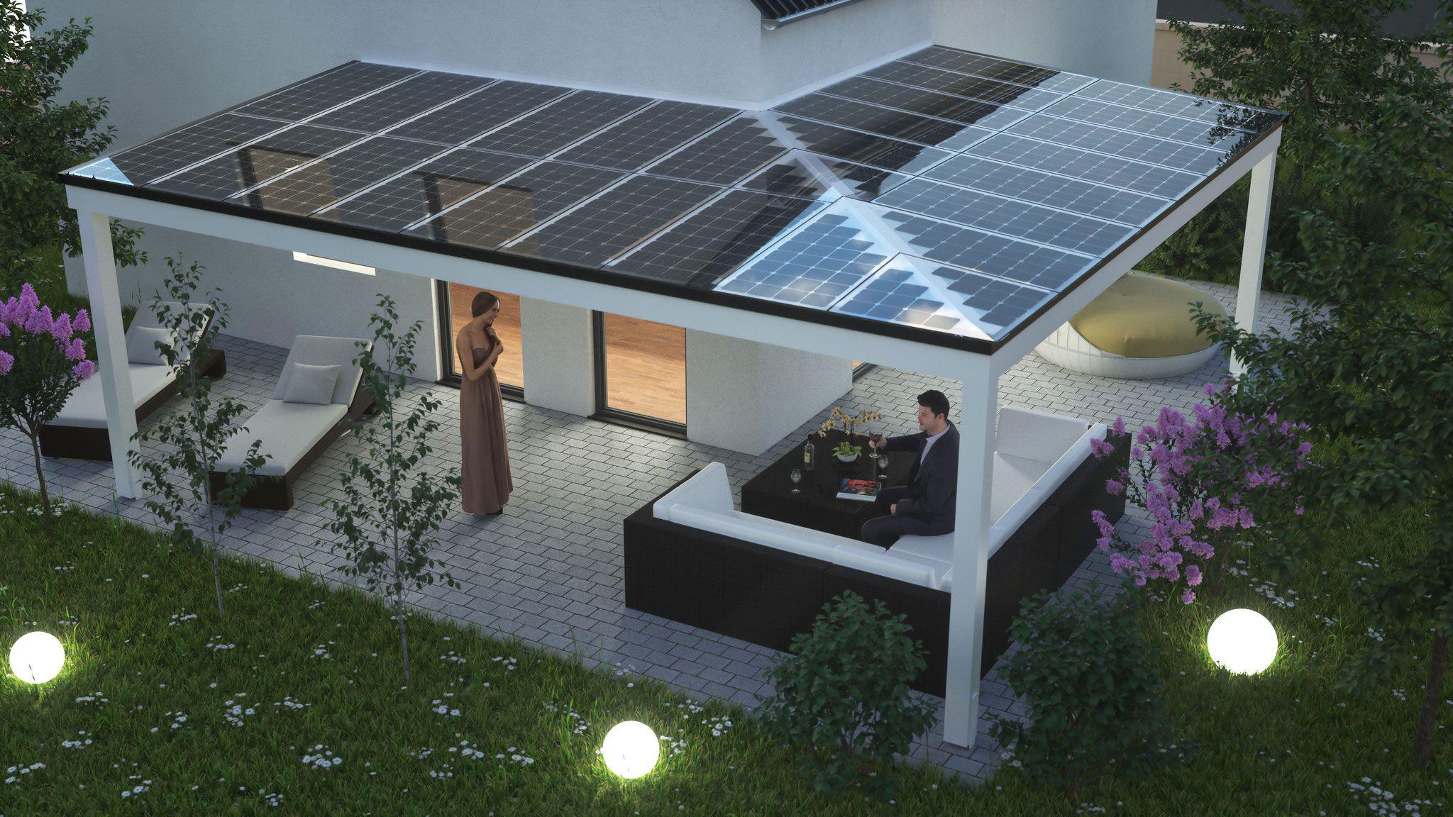 sie sind auf der suche nach aktuellen informationen zu solarterrassen solarcarports ob. Black Bedroom Furniture Sets. Home Design Ideas