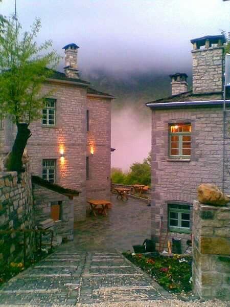 Το χωριο Παπιγκο #ioannina-grecce Το χωριο Παπιγκο #ioannina-grecce