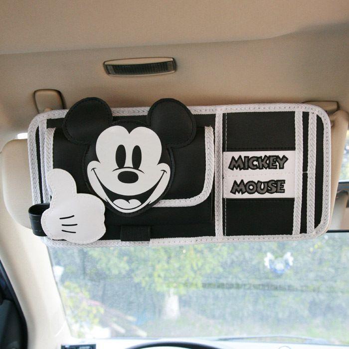 NAPOLEX Disney Mickey  sun visor sun visor bag pockets WD-109 ... 1b12f2ea394