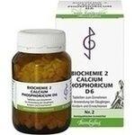 #Berlin Empfehlung-> BIOCHEMIE 2 Calcium phosphoricum D 6 Tabletten in der Apotheke fuer Berlin