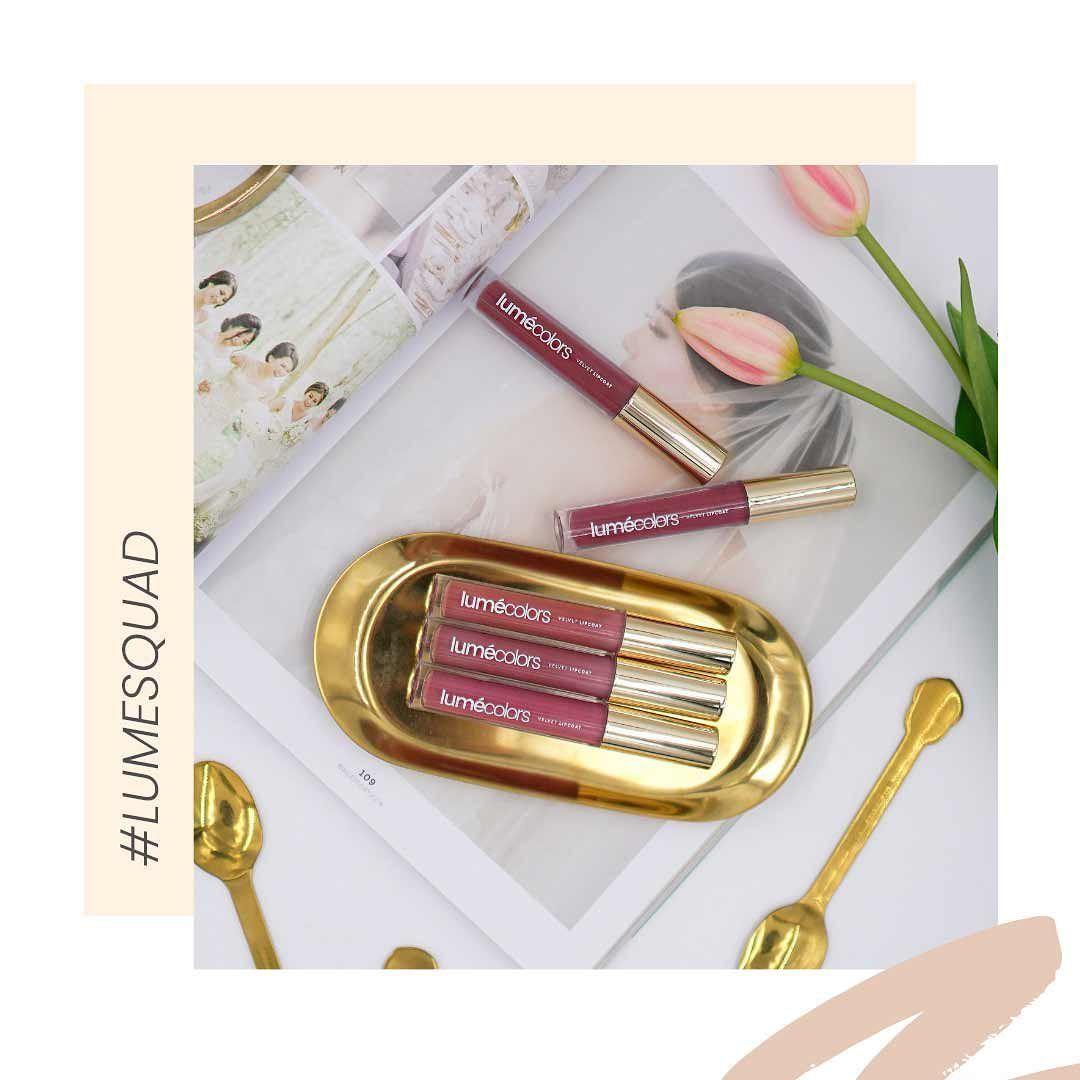 Lumecolors Velvet Lipcoat Harga Hanya Rp 117 000 Saja
