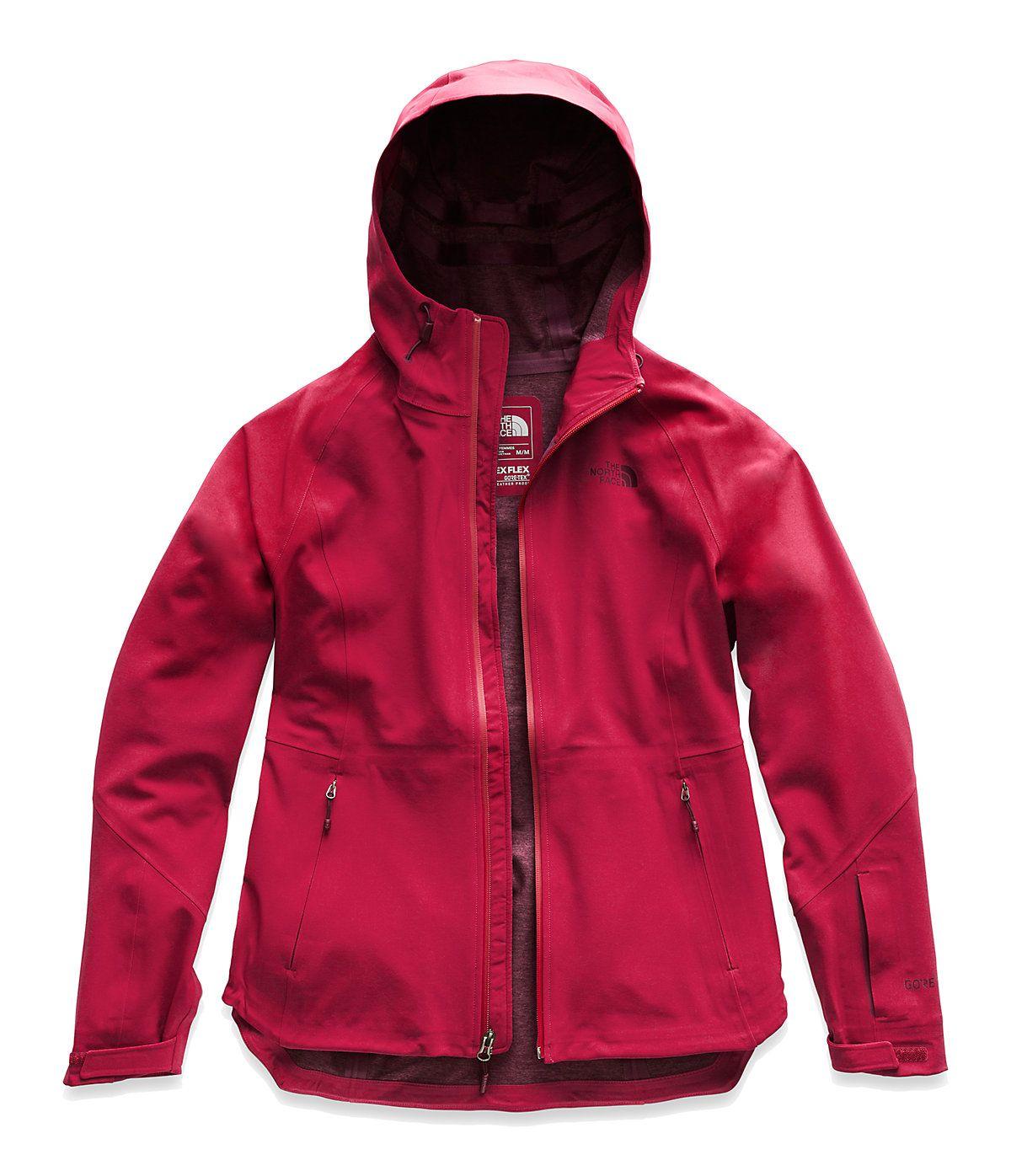 22047997760 The North Face Women s Apex Flex GTX Rain Jacket