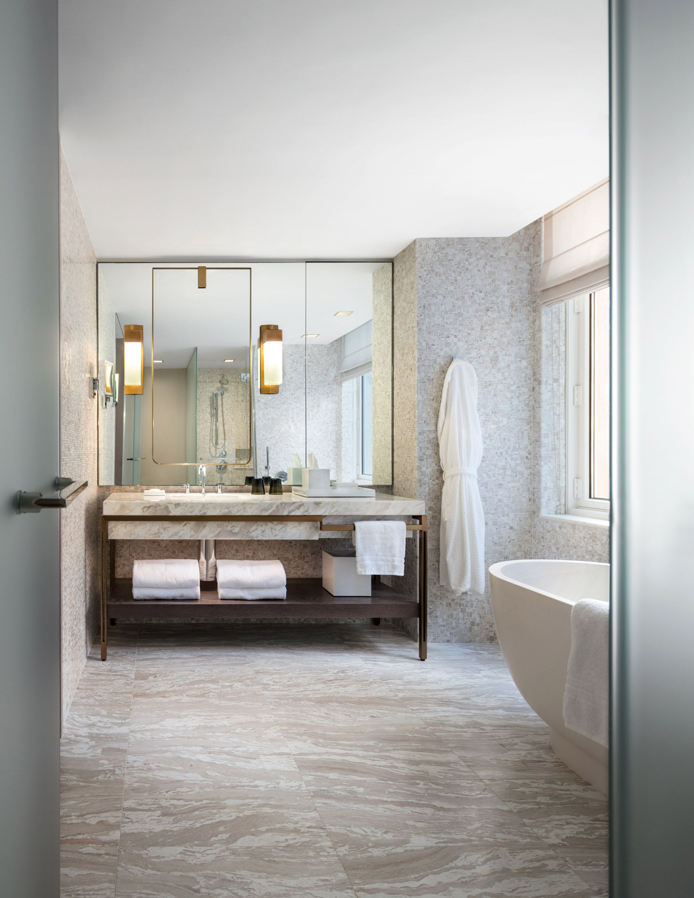 10 Steps To A Luxury Hotel Style Bathroom  Bathroom Designs New Hotel Bathroom Design Design Ideas