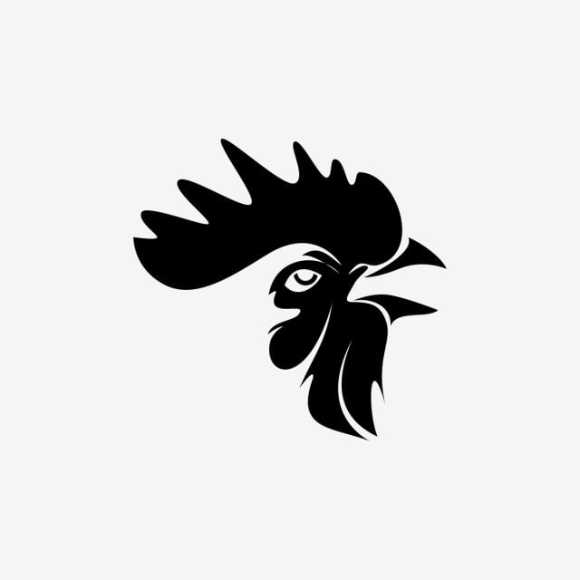 Rooster Head Silhouette Hen Clipart Head Icons Silhouette Icons Png And Vector With Transparent Background For Free Download Rooster Silhouette Rooster Tattoo Rooster Logo