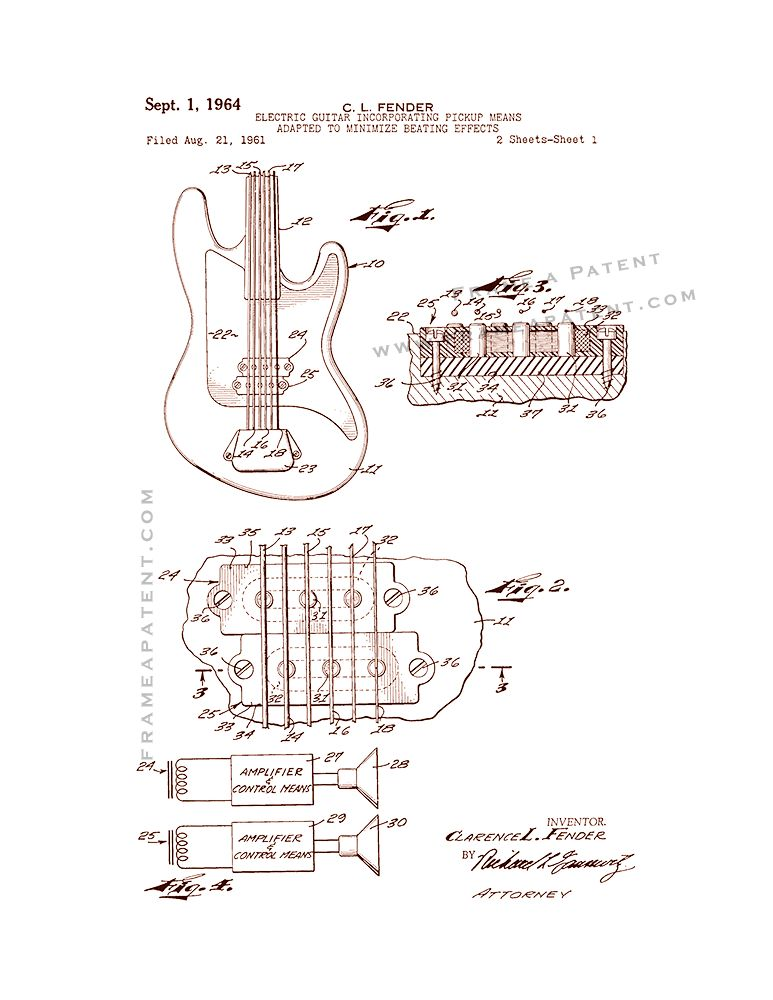 Bass Strings Notes Diagram
