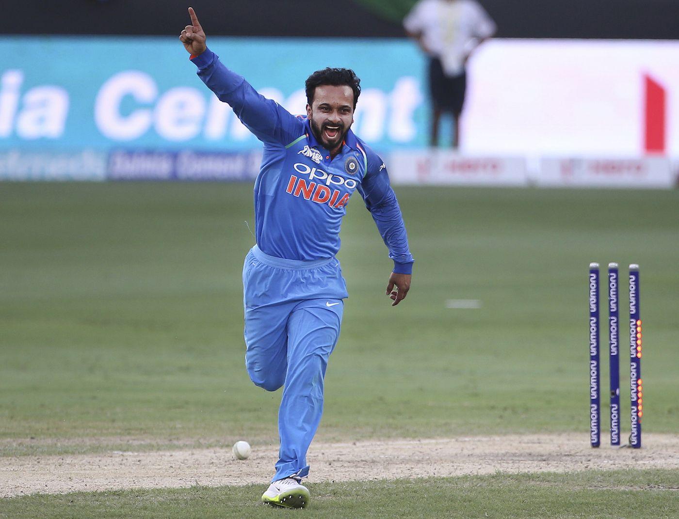 Msk Prasad Defends Selection Panel After Not Including Kedar Jadhav In India Odi Squad For Windies Series World Cup Cricket Teams Cricket