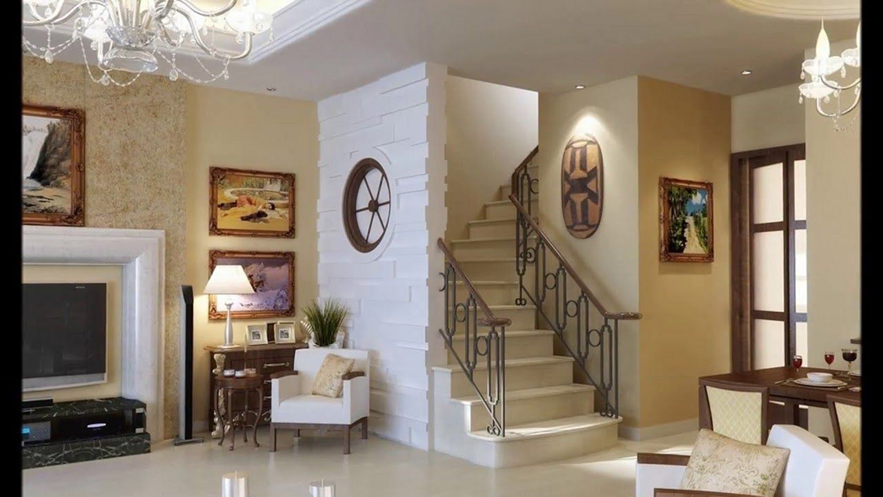 Brilliant Amazing 25 Living Room Staircase Design For Elegant Room Ideas Https Stairs In Living Room Interior Design Living Room Small Stairs Design Interior #staircase #design #in #living #room