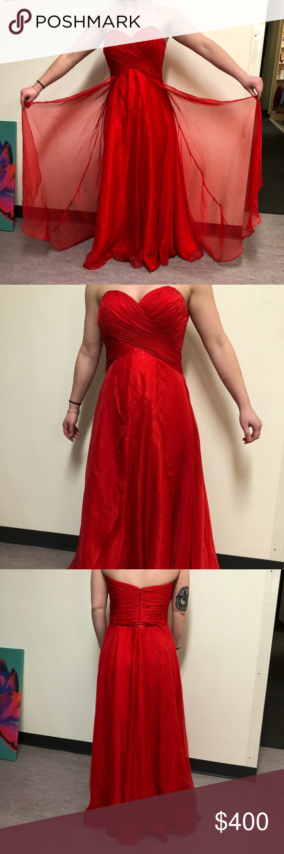 Alyce paris red strapless prom dress strapless prom dresses paris