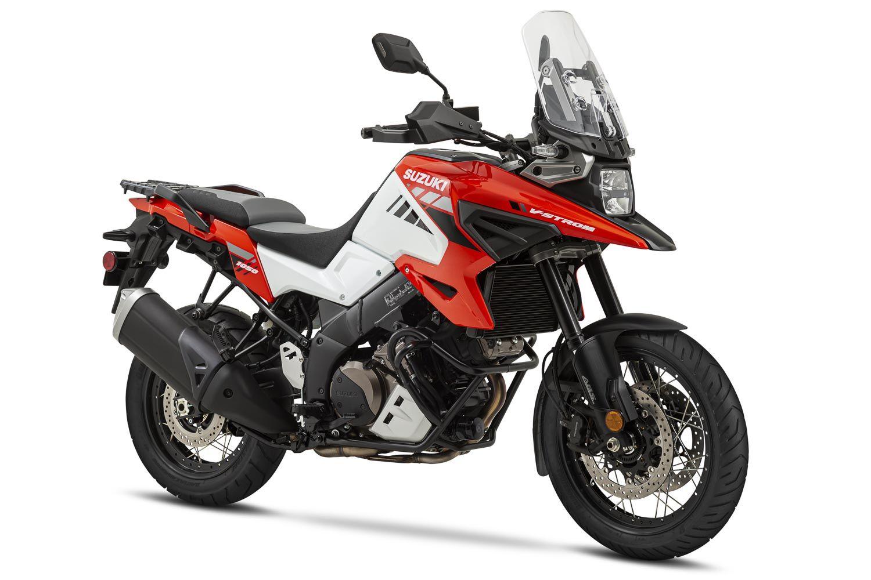 2020 Suzuki VStrom 1050 Lineup First Look (12 Fast Facts
