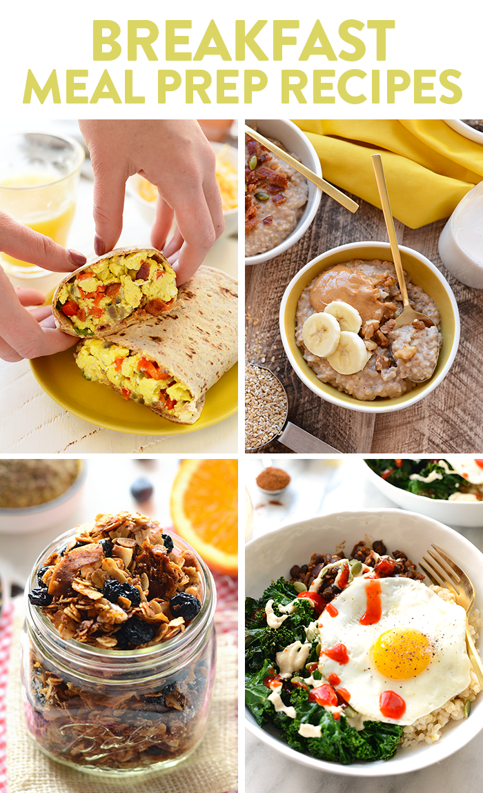 Get inspired with these healthy meal prep recipes including get inspired with these healthy meal prep recipes including breakfast lunch dinner snacks forumfinder Gallery