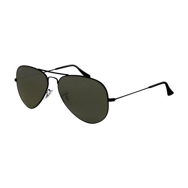 e6349d9e1a RB3025 002 58 58-14 AVIATOR CLASSIC ( 150) ❤ liked on Polyvore · Mens  SunglassesCheap Ray Ban SunglassesBlack ...