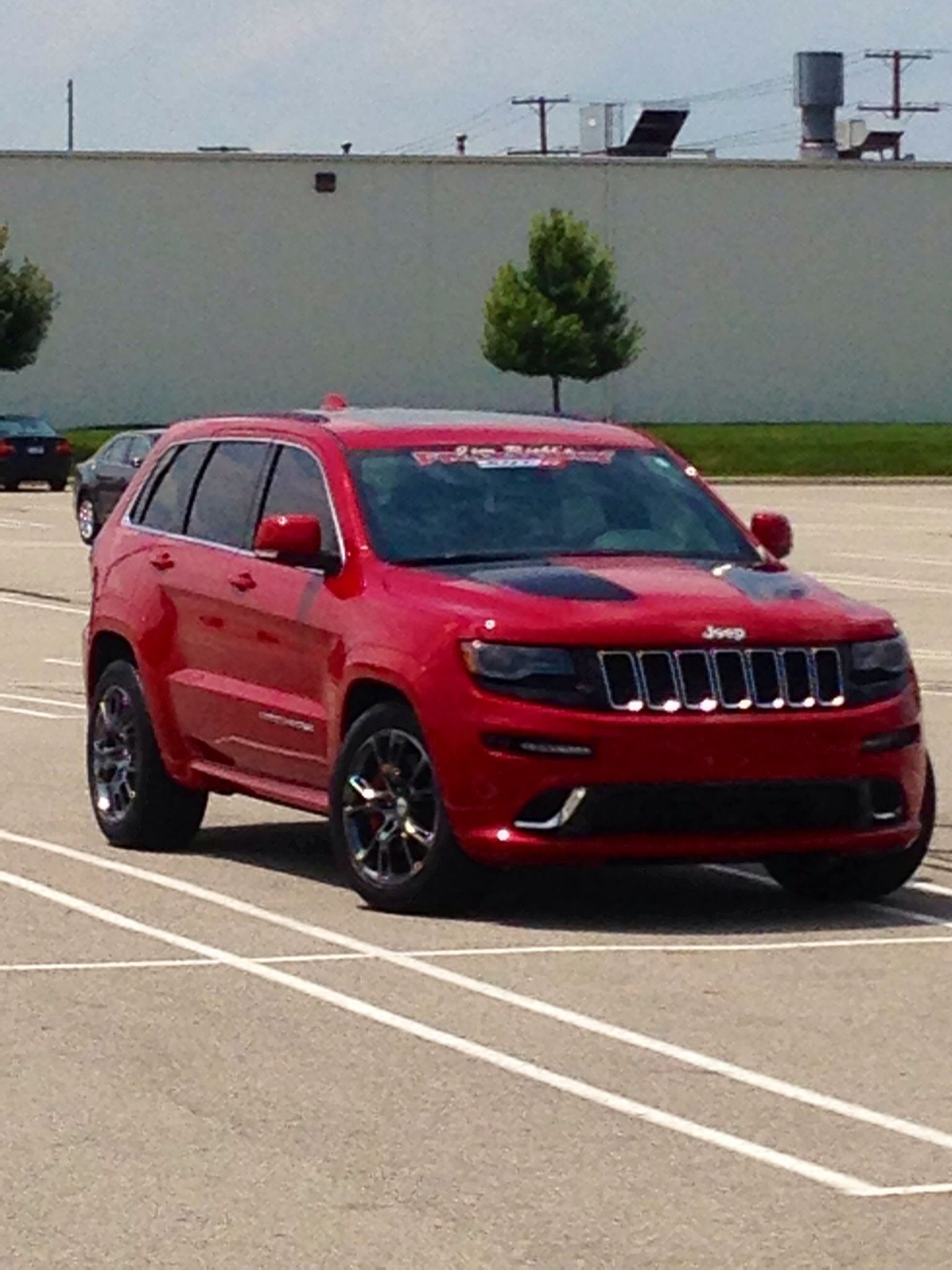 2013 srt 8 grand cherokee redline red friendly auto group