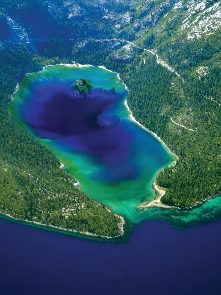 Lake Tahoe Summer Getaway: Top 10 Places In California For Nature Lovers
