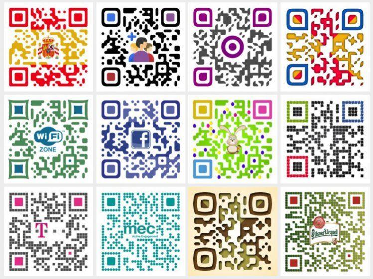QR Code Art Studio Released for Not-ugly QR Code Creation | Design