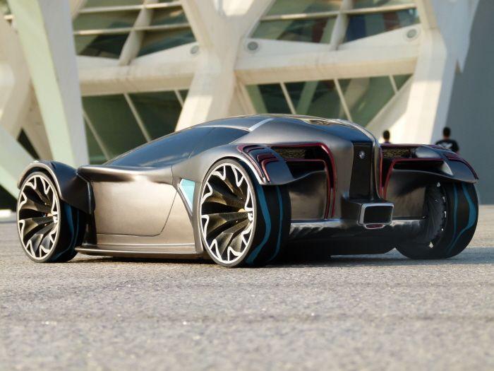 Bmw I9 Concept By Carlos Aliaga At Coroflot
