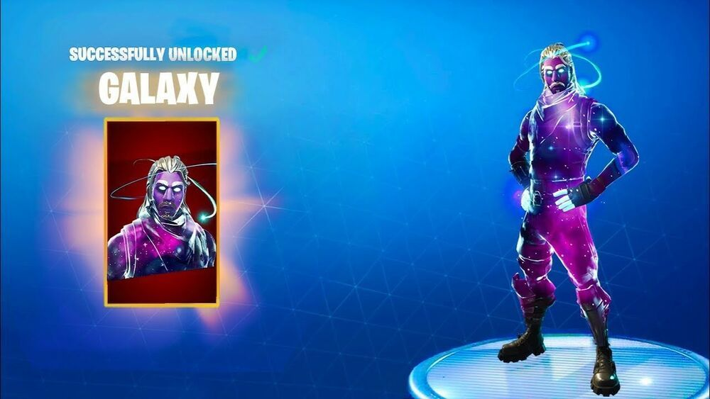 How To Get The Fortnite Galaxy Skin On Note 9