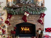 1000+ images about Christmas Decorations on Pinterest | Cozy cabin, Elegant christmas and Christmas decor