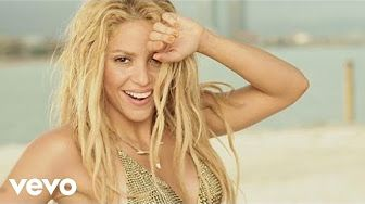 Shakira Waka Waka This Time For Africa The Official 2010 Fifa World Cup Song Youtube Shakira Music Videos Shakira Music Shakira