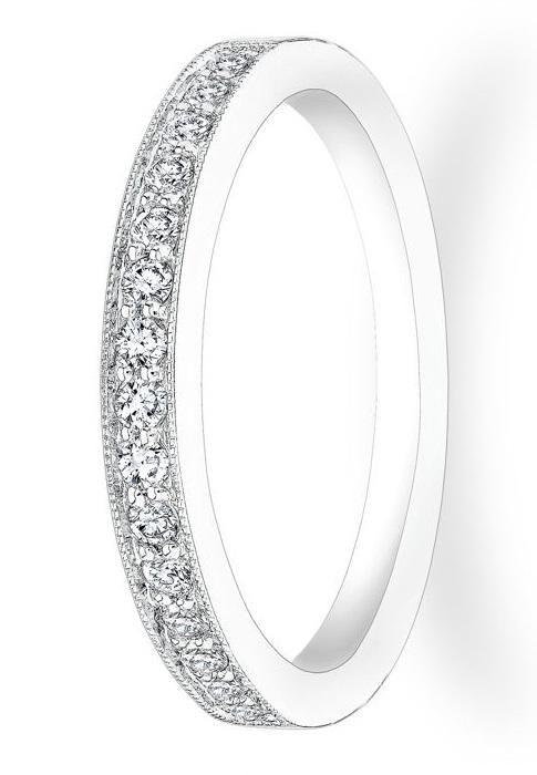 124038c09b7a5 Round Brilliant 0.23 ctw VS2 Clarity, I Color Diamond 14kt White ...