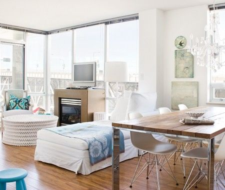 Condo must haves - shelter for shoes