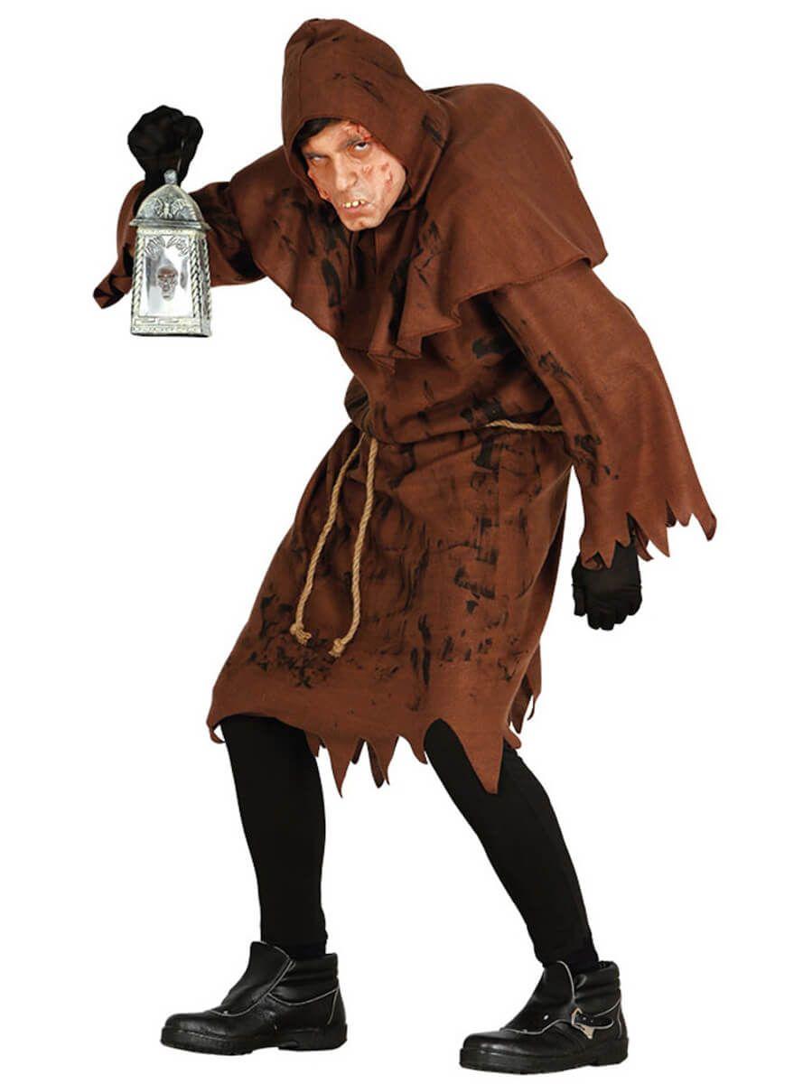 b53251d2f Disfraz de Jorobado para hombre | Disfraces Halloween hombres ...