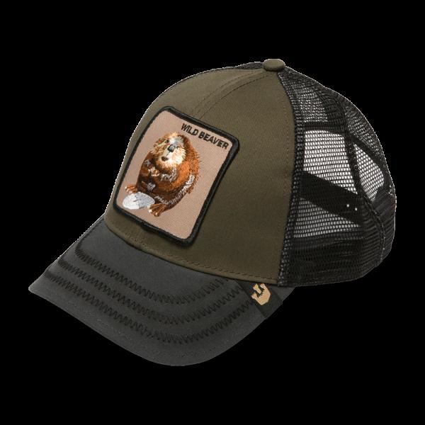 Wild Beaver Polyester Baseball hat - Goorin Bros Hat Shop  dfc7c8bd3f5