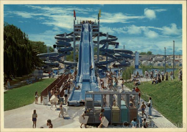 hydra' @ Waterworld USA, cal expo, ca 1970s | memories of