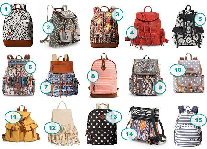 15 stylish teen girl backpacks, under $30
