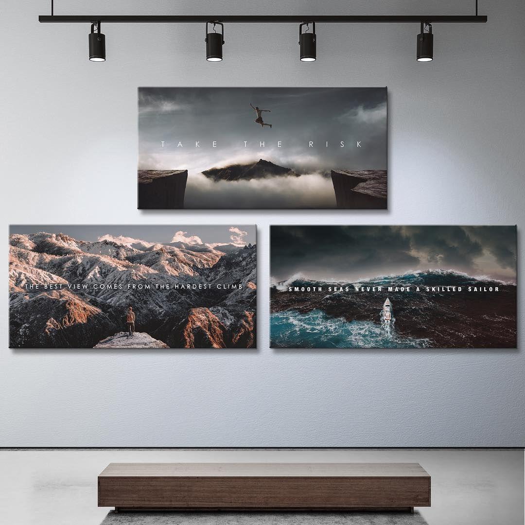 Inspirational Canvas Art