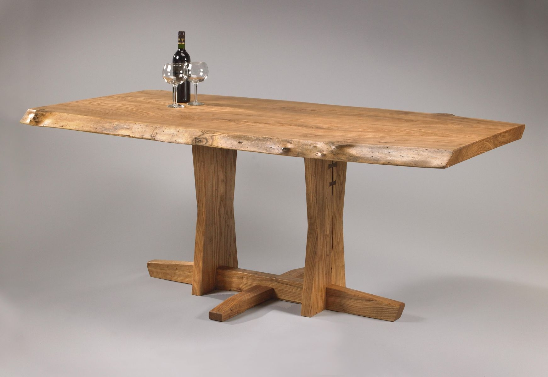 Custom Made Shibui Dining Table