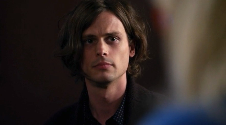 The Angst Report : Criminal Minds: Spencer Reid & Maeve