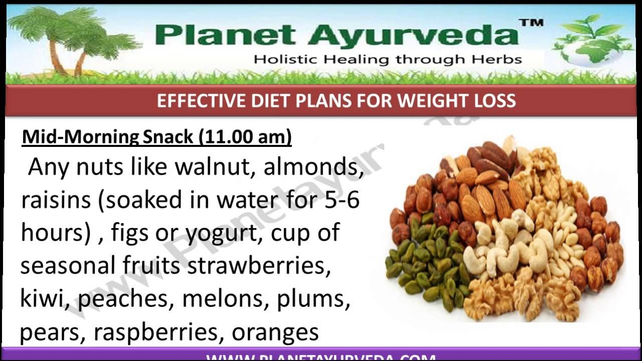 Food fuel weight loss impact