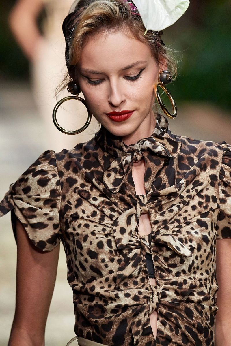 Dolce Gabbana Spring 2020 Ready To Wear Collection Runway Looks