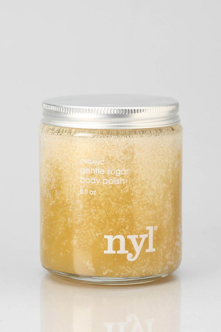 nyl Skincare Gentle Sugar Body Polish