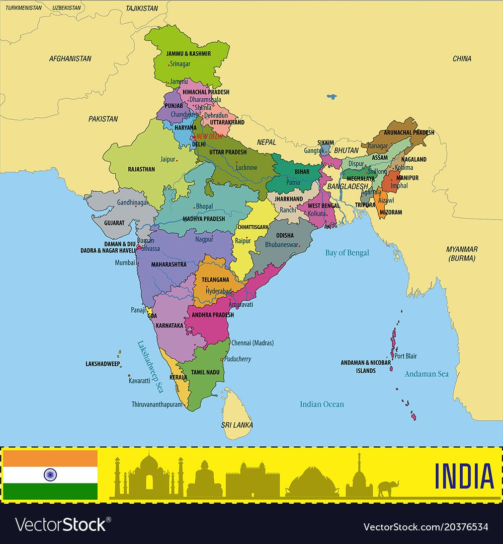 Pin by star flex on Hd photos | India map, Map, Vector free