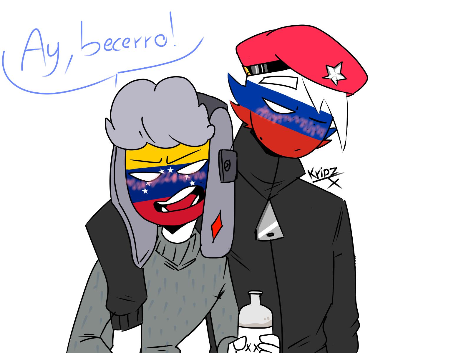 Rusvene: russia x venezuela (With images)   Venezuela ...