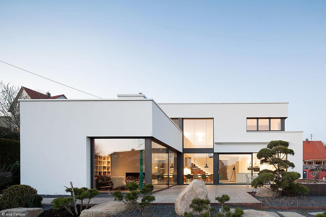 Blickdicht Und Offen Zugleich Munchen Cube Magazin Architektur