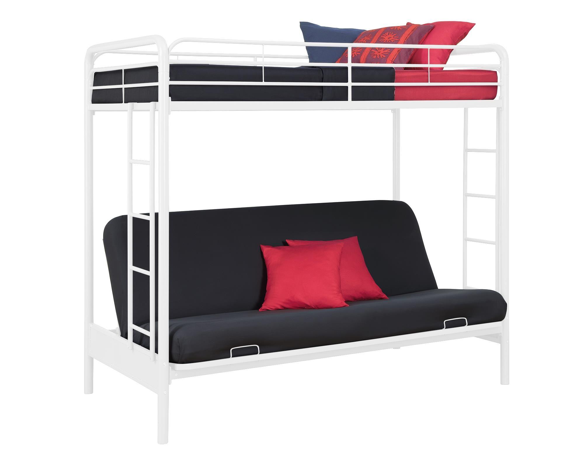 Etagenbett Metall Mit Couch : Etagenbett mit futon couch u2013 auswahl