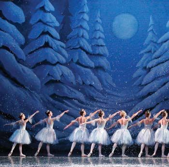 Spartanburg Ballet Nutcracker photo--gorgeous set!!!