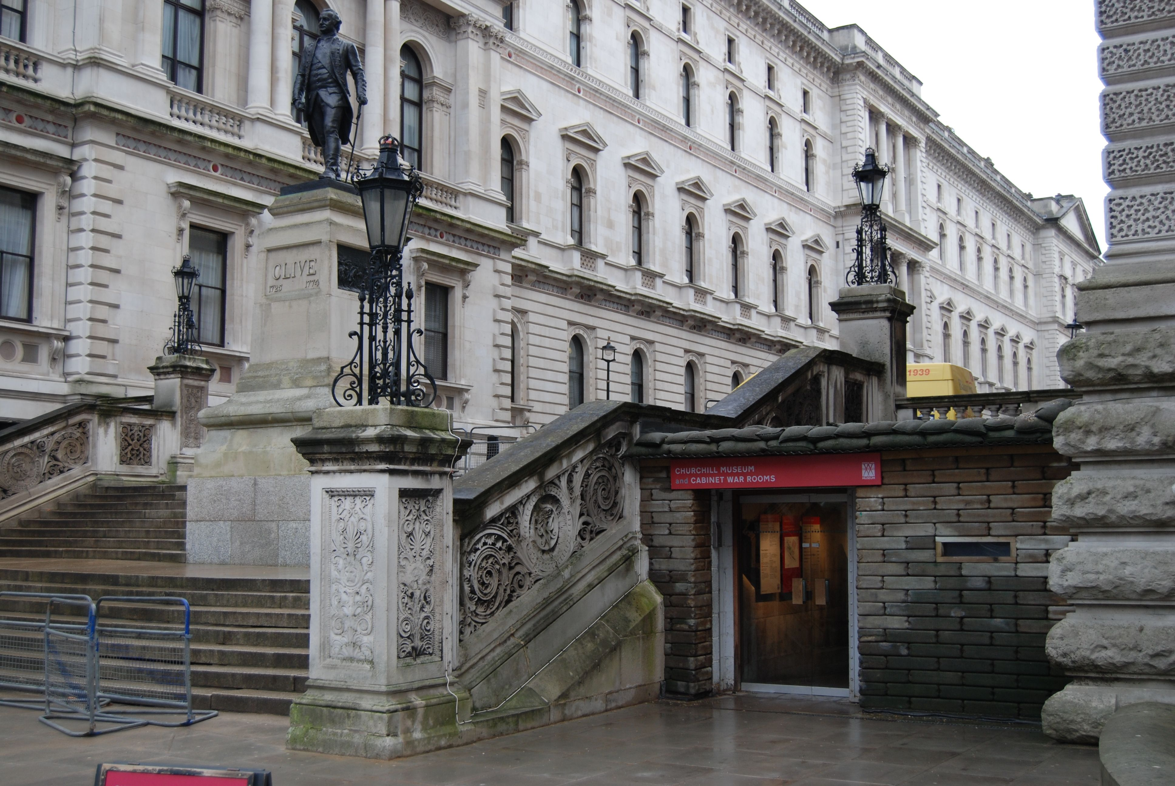 Fresh Churchill Museum and Cabinet War Rooms