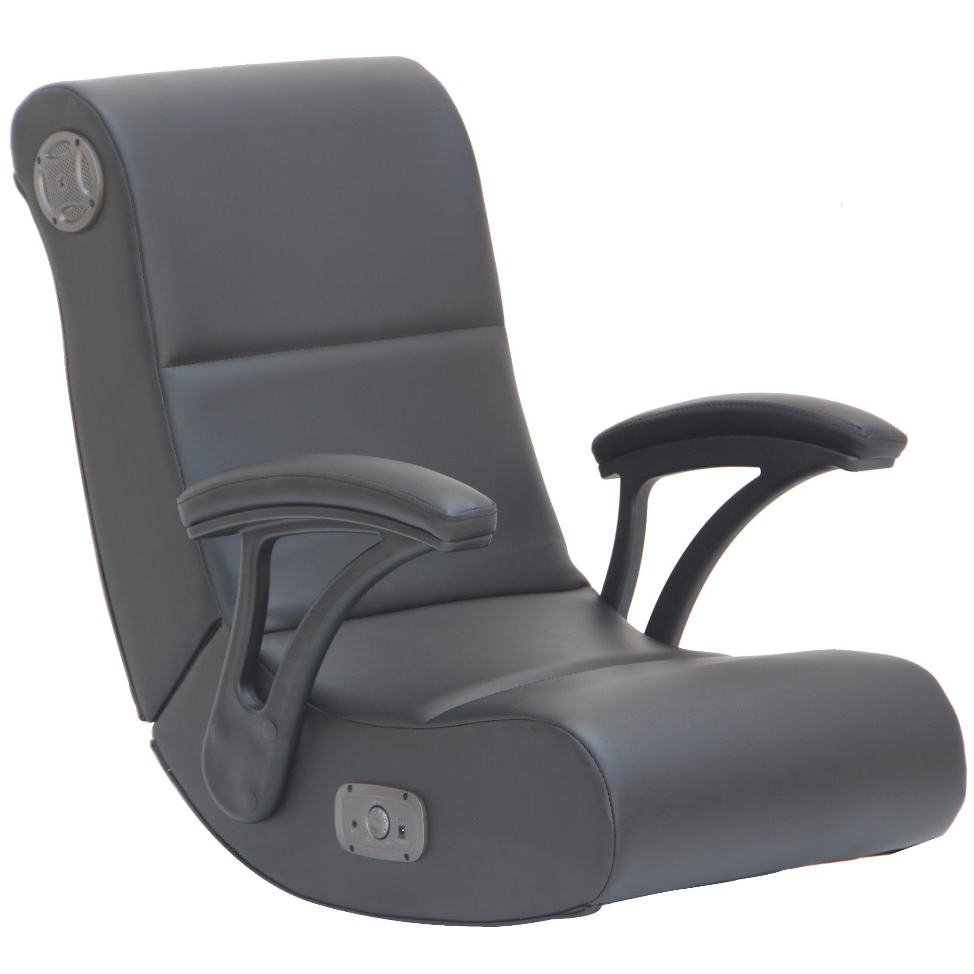Remarkable Gaming Rocking Chair With Bluetooth Audio System And Arms Ibusinesslaw Wood Chair Design Ideas Ibusinesslaworg