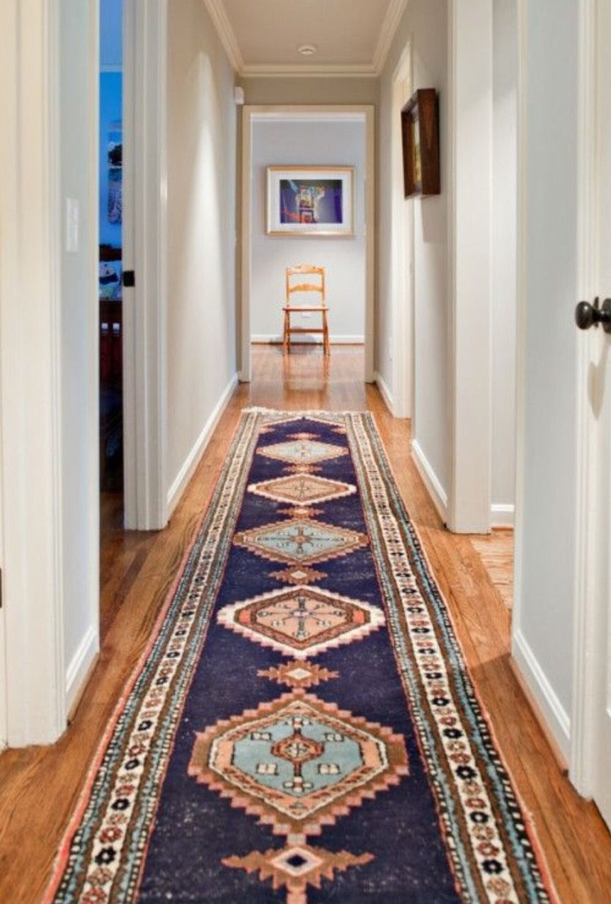 Tapis Couloir Long Rug Style House Decor In 2018 Pinterest Maison Couloir And