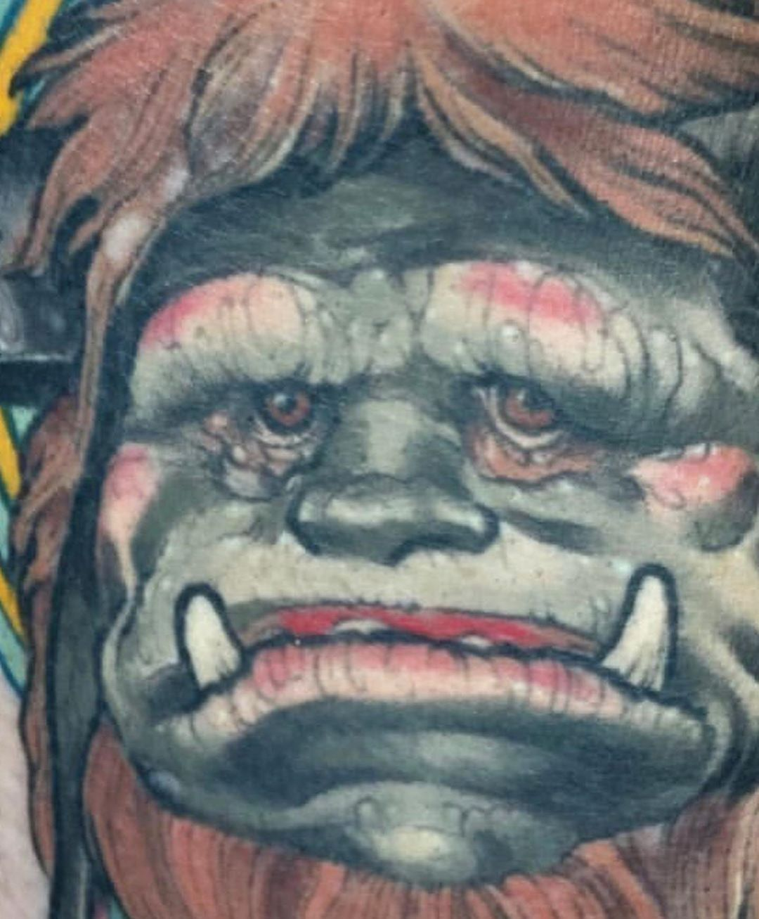 Healed* almost two years I think?  #labrynth . . . #tattoo #tattoos #darktattoos #neotrad #neotraditional #neotraditionaltattoo #tattooart #tattooartist #tattoodesign #darktattoos #tattooartistmagazine #girlswithtattoos #phillytattoo #philadelphiatattoo #phillytattoos #delawaretattoo #newjerseytattoo #tattooart #tattooartist #tattoodesign#solidink #newtraditional #besttattoos #darkartists #tattoosnob#neotradsub #neotradworldwide @kingpintattoosupply@eikondevice@skinart_mag@tattoosnob @neotraditi