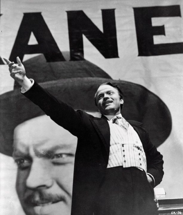 Citizen Kane 1941 Cidadao Kane Melhores Filmes Filmes