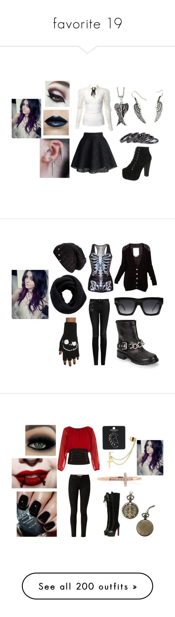 """favorite 19"" by natalie1578 ❤ liked on Polyvore featuring Chicwish, Jeffrey Campbell, Pieces, Reeds Jewelers, MANGO, Giuseppe Zanotti, CÉLINE, V London, Azature and Sydney Evan"