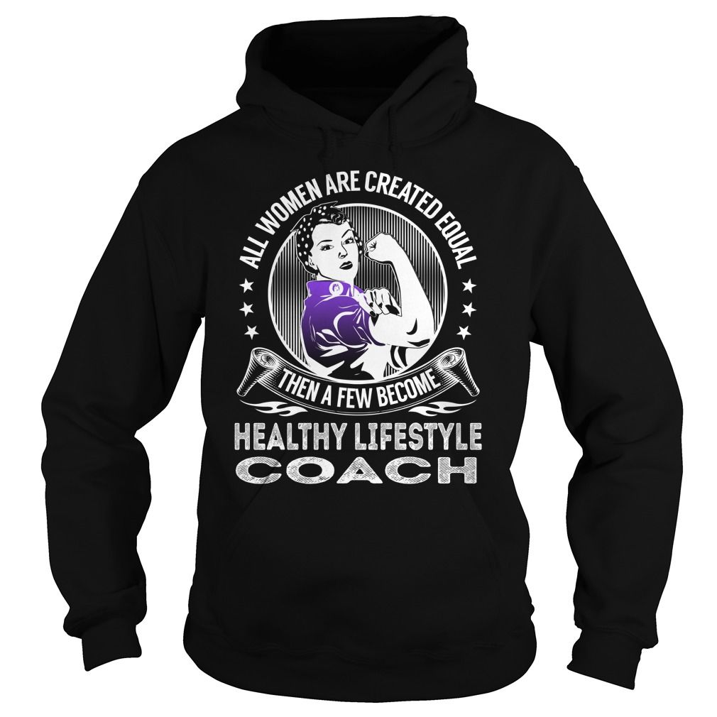 Become Healthy Lifestyle Coach Job Title TShirt