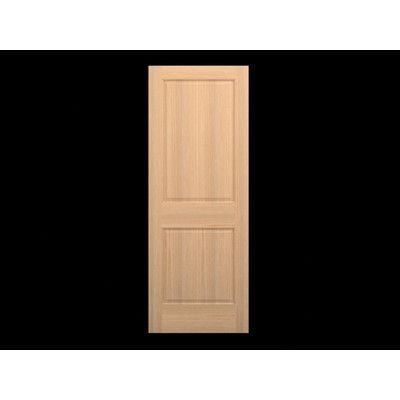Karona wood panel slab interior door opening width species maple also products pinterest rh
