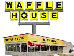 Amy S Daily Dose Free Waffle At Waffle House Waffle House Free Coffee Waffles