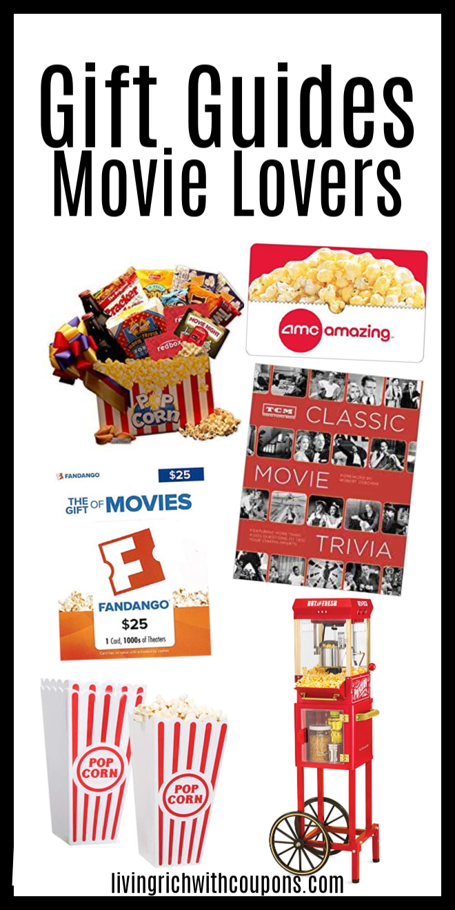 Gifts You Have To People Who Love Movies Giftguide Movie