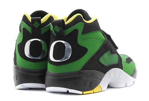 Nike Air Diamond (Oregon Ducks)